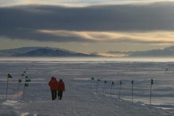 Antarctic field work